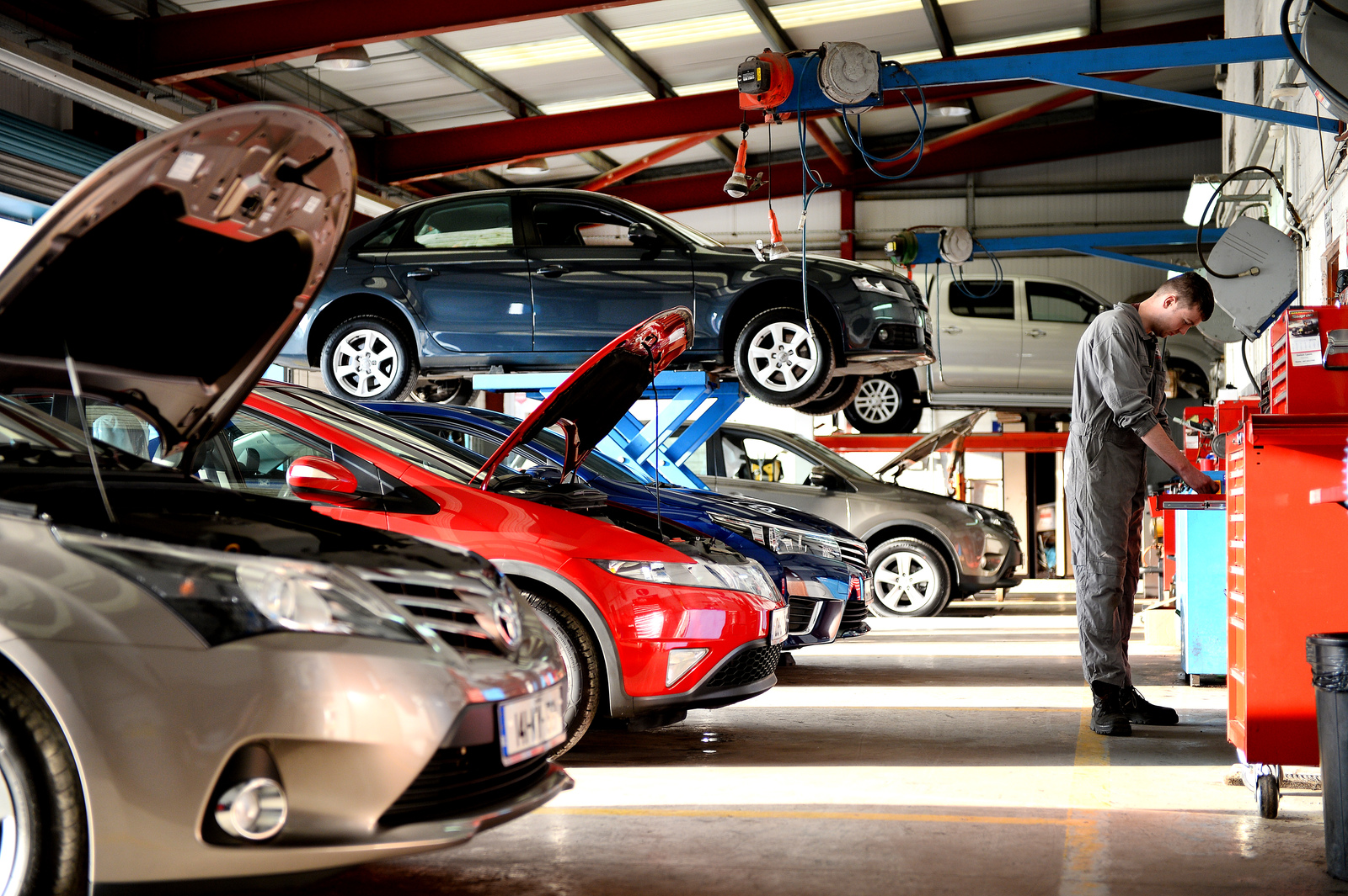 Car Insurance For Auto Repairs